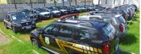 Assembleia entrega 50 viaturas policiais para beneficiar todas as regiões do RN.