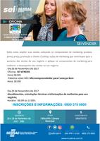 Câmara de Pilões juntamente com o SEBRAE relizará oficinas para a populaçao que deseja aumentar seu conhecimento sobre vendas!