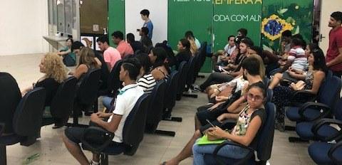 Cartórios atendem mais de 8,2 milhões de pessoas antes do fechamento do cadastro eleitoral!