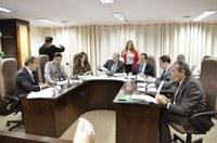 CCJ da Assembleia pede que matéria que trata sobre remanejamento de verba do Governo seja encaminhado para Comissão.