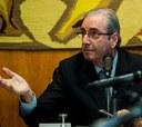 CCJ julga hoje recurso de Cunha contra decisão do Conselho de Ética!
