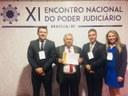 CNJ premia os 27 TREs com o Selo Justiça em Números 2017!