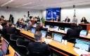 Comissão termina analise do orçamento de 2016 depois de quatro horas de sessão.