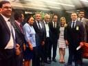 Comitiva do Governo trata sobre devolução do Fundeb com ministro do STF!