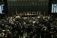 Congresso aprova projeto que altera meta fiscal de 2016.