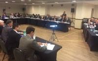 Conselho Político da Confederação debate pauta destinada ao presidente do Congresso Nacional.