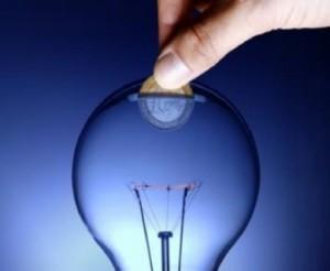 Conta de luz ficará mais barata a partir de abril.