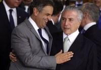 """Cúpula do PSDB não apoia """"pauta eleitoreira"""" de Temer."""