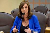 Deputada Márcia Maia vai apresentar proposta ampliando licença paternidade para 30 dias.
