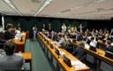 Deputados aprovam em comissão projeto que aumenta repasse para transporte escolar.
