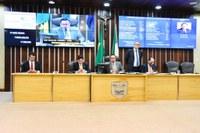 Deputados aprovam projetos contra violência doméstica e de incentivo à economia.