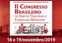 Direito tributário e financeiro serão debatidos na CNM; participe!