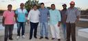 Em Pilões/RN, Walter visita obras viabilizadas pelo seu mandato.