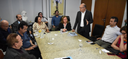 Governadora eleita recebe informações sobre Projeto 'Governo Cidadão'.