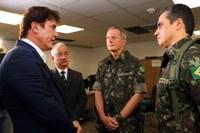 Governo discute com Exército e Marinha estratégias de segurança para RN.