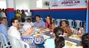 Governo do RN inaugura o Restaurante Popular de São José de Mipibu.