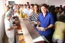 Governo inaugura Restaurante Popular na Zona Norte nesta quarta-feira.