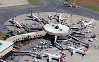 MP amplia para 49% limite de capital estrangeiro para empresas aéreas.
