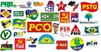 País tem hoje 35 legendas: TSE analisa criação de mais 56 partidos.