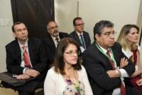 Procuradores legislativos debatem acompanhamento jurídico dos processos legislatórios.