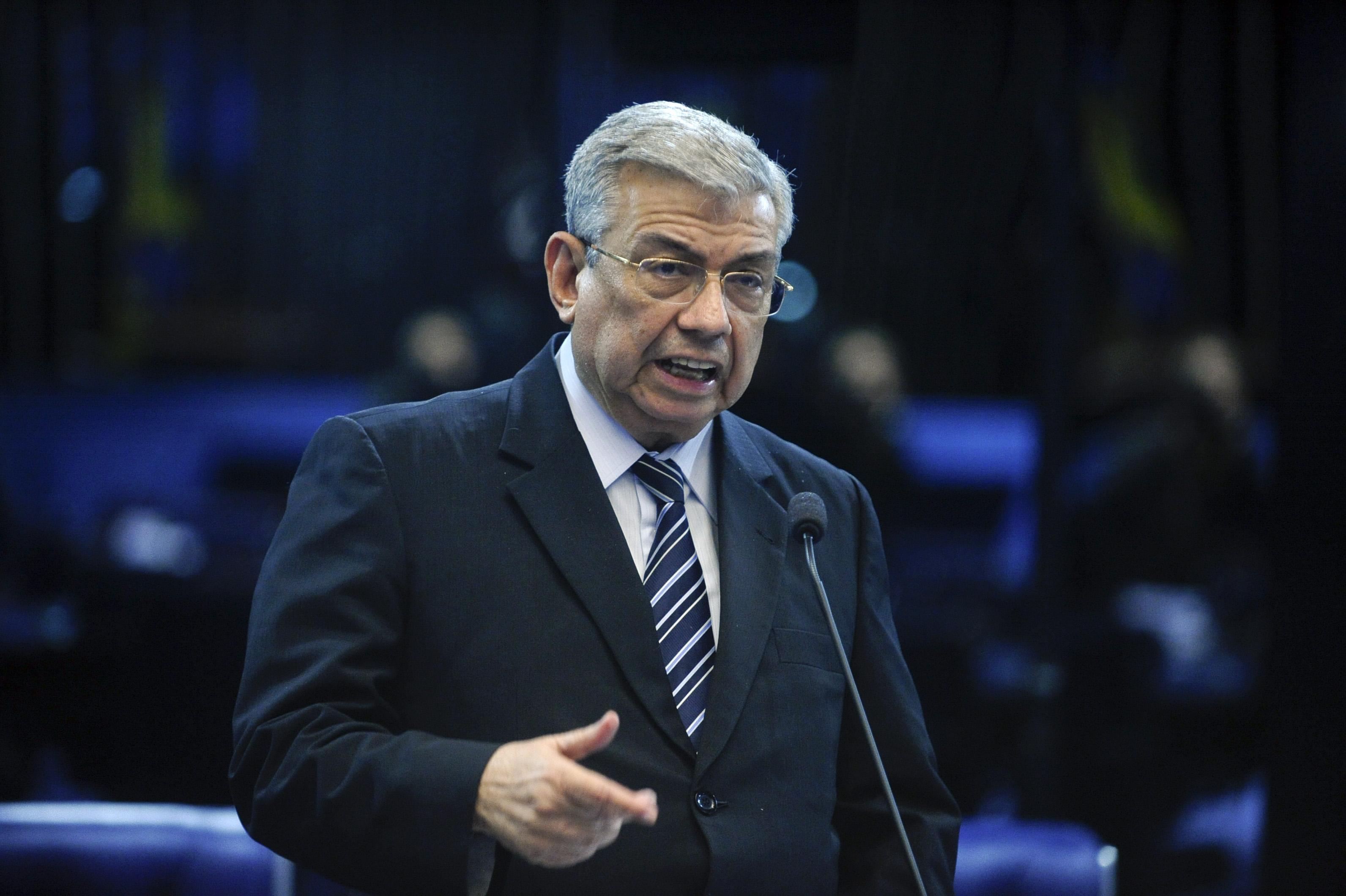 Senador Garibaldi Filho pede retomada de investimentos da Petrobras no Nordeste.