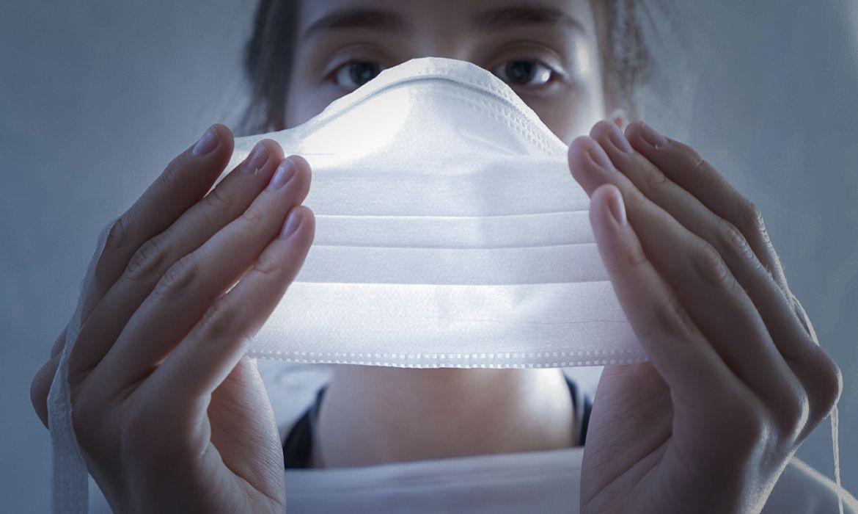 TSE exige que eleitor use máscara para votar.