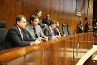 Veja a lista completa dos integrantes das comissões permanentes da Assembleia.