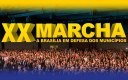 XX Marcha: Arena Temática de Assistência Social será na terça-feira, 16.