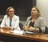 Zenaide Maia é eleita vice-presidente da Comissão de Defesa dos Direitos da Mulher!